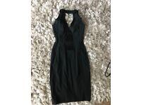 Stunning Karen Millen Dress. Black size 14