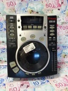 Vestax CDX-05 CD DJ Mixer