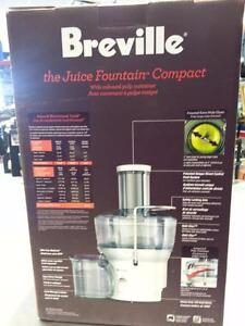 NEW! Breville Nutri Disc Juicer We sell used appliances (#43799)