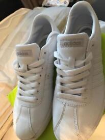 Ladies Adidas trainers