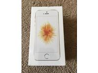 Brand New iPhone SE Gold 32gb on EE
