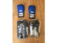 Kickboxing gear set x2