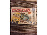 Minions Monopoly Game