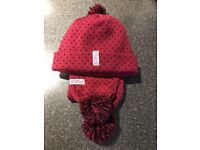 Saltrock scarf and hat