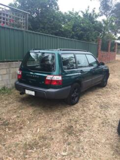 2000 Subaru Forester Limited