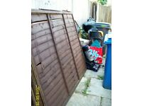 Rubbish Removed flats and houses Cleared and Cleaned Quick Efficient Service