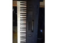 Yamaha SY85 Synthesizer 1980's Classic synth pop sounds.