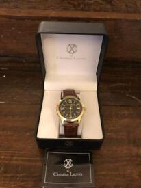 Lovely gold watch