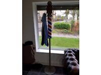 American Crew Barber Coat Stand for Jackets