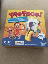 Pie Face Game - New Condition