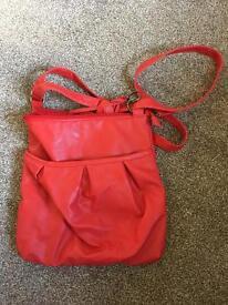 Brand New Red Shoulder Bag