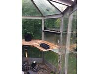 FAWT Octagonal Greenhouse - Buyer to dismantle