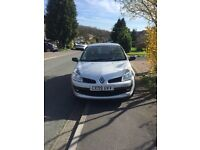 Renault Clio 09 - Long MOT & well looked after