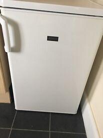 Zanussi under counter fridge freezer
