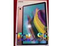Samsung Galaxy Tab S5e 64 GB - Gold (BRAND NEW)
