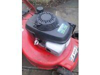 Honda GCV 160 Lawnmower engine