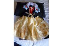 Snow White Fancy Dress by Disney to fit 2-3 yrs