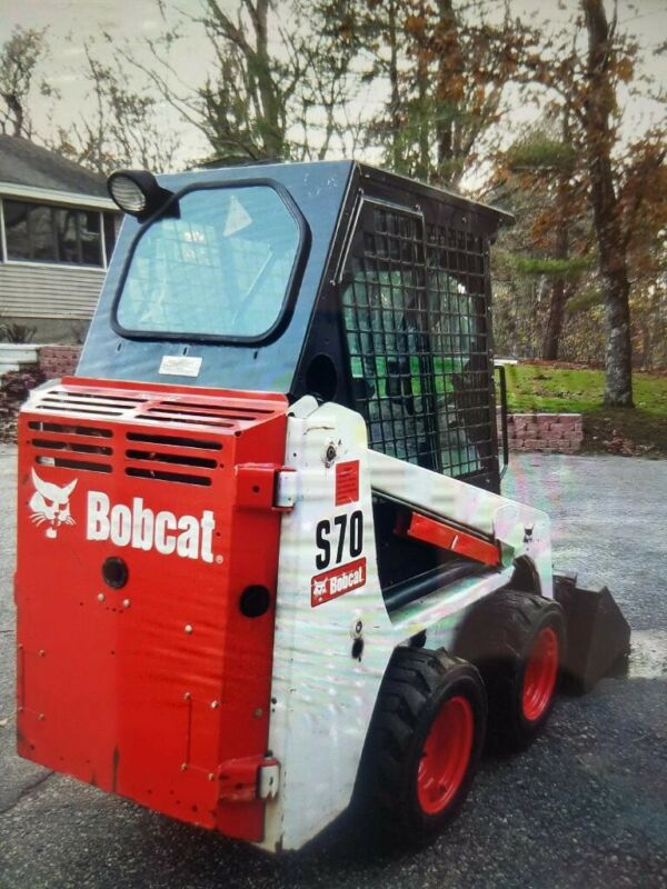 2017 Bobcat S70 with 220 Hours