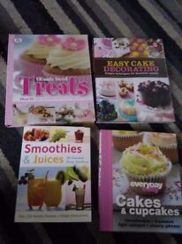 Cake / cooking books