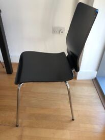 5 Ikea dining chairs