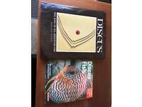 Discus books