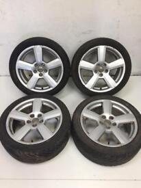 Audi A4 17'inch Alloy Wheels