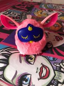 Pink furby connect