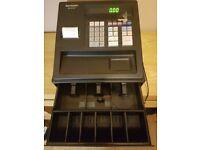 Sharp XE-A107 Cash Register in Very Good Condition Till XE A 107