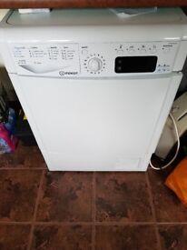 Indesit IDCE8450 condenser dryer. Excellent condition