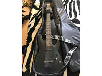 Schecter Demon 7 Electric Guitar