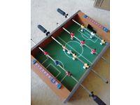 MINI TABLE FOOTBALL / FOOSBALL GAME.