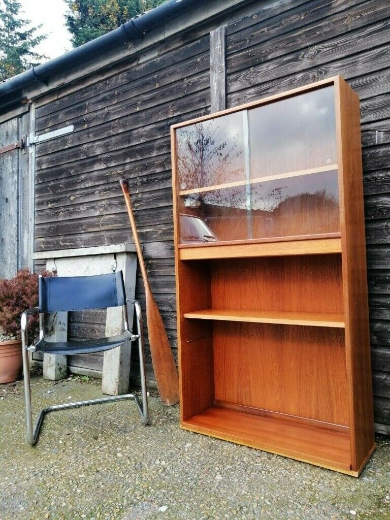 Gplan Mid Century Modern Teak Danish Style Bookcase Free Local Delivery G Plan Fresco In Farnham Surrey Gumtree