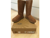 Lady's UGG boots - Brand new in box! Size 4.5