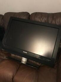 "32"" Phillips lcd tv Spares/repairs"