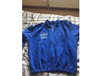 Rangers F.C. vintage training top size m to large 80s top £15 Ono for it