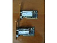 Black Gold DVB-T PCI Freeview TV Capture Card PV-DT407PL+DVB-T x2