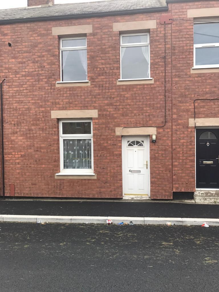 2 bed house in STANLEY (DSS WELCOME)