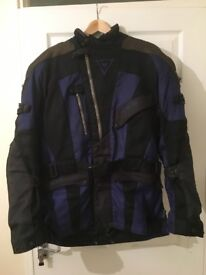 Dainese Tourning Motorcycle Jacket with armour