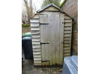 Old shed, FREE, needs to be dismantled and taken away.