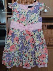 GIRL DRESS AGE 3-4