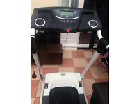 Everlast treadmill-quick and easy to use