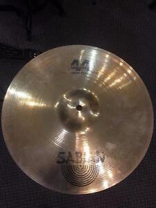 Cymbale crash AA Sound Control 14po Usagé