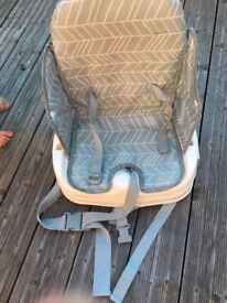 Portable baby feed chair