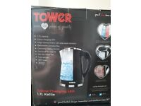 Tower kettle
