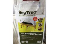 Veg Trugg cover and frame