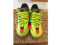 Kids adidas football boots size 12