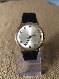 Timex Vintage Mechanical Hand Winding