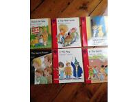 Six stage 4 Oxford reading tree books