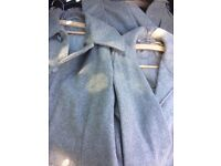 Well Used 1940-1960 collection Swedish Army tunic and 3 coats