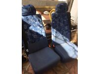 Free VW Minibus Seats...fab condition